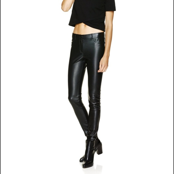 Wilfred Pants - Wilfred Free Sauvage Faux Leather Pant